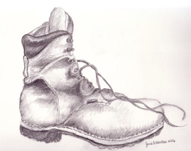 Hiking Boot 1