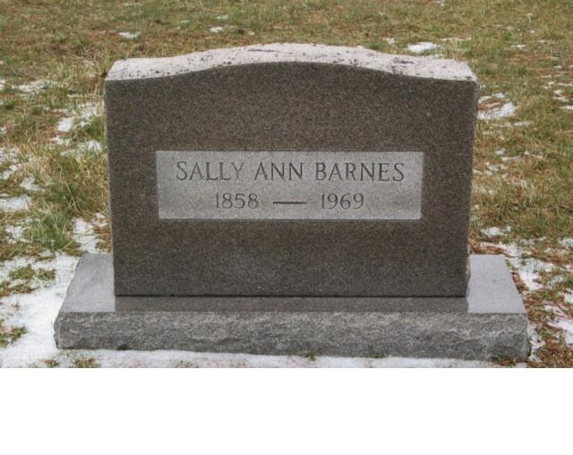 erwin_sally_ann_02 Grave