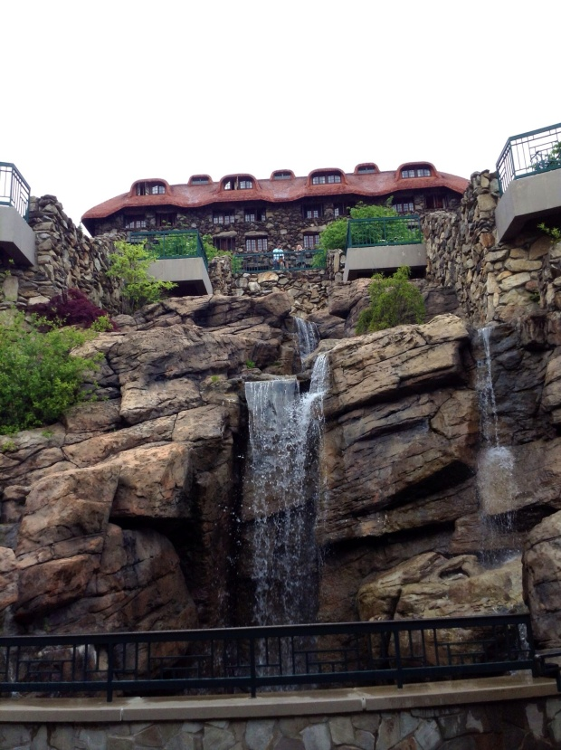 Grove Park Inn Waterfall View